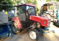 трактор Беларус-320.Ч4. г. Самара, ул. Дачная