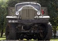 Грузовик ЗиЛ-157К #07-18 АП. Черниговская область, Десна