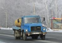 Автоцистерна на шасси ГАЗ-33073 #У 968 СН 54. Новосибирская область, Бердск, Барнаульская улица