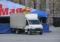 Фургон 28184-0000010-21 на шасси Iveco Daily #В 961 СС 178. Курган, улица Гоголя