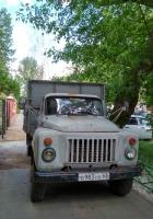 Грузовой автомобиль ГАЗ-САЗ-3507 #О 983 НХ 63. г. Самара, ул. Чапаевская