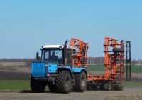 Трактор ХТЗ-17221. Тамбовская область, Тамбовский район