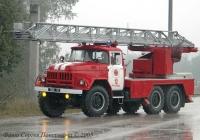 Пожарная автолестница АЛ-30(131)ПМ-506 на шасси ЗиЛ-131Н.. Львовская область