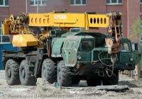 """Автокран КС-6571 """"Краян"""" на шасси МАЗ-73131. Киев."""
