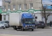 Фургон АФ-77А3ВJ на шасси Foton Auman #Р 262 ТК 174.  Курган, улица Куйбышева
