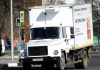"""Автофургон """"Купава"""" на шасси ГАЗ-3309 #АА 9740-6. Беларусь, Могилёвская область, Кричев"""