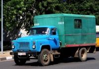 Автофургон на шасси ГАЗ-53-12  #ТЕ 0596. Беларусь, Могилёвская область, Кричев
