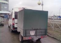 "Прицеп ПГ-01 ""Обь"" #0900 БЭ. Новосибирск, улица Красина"