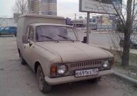 Фургон ИЖ-2715-014-01 #Е 691 КХ 154. Новосибирск, улица Фрунзе
