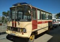 Автобус специальный ВГСЧ модели 53Г1 #E 423 AX 163. г. Самара, ул. Ново-Саловая, стоянка военизированного горно-спасательного отряда МЧС РФ