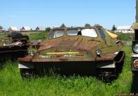 Гусеничный транспортер тягач ГТ-Т. Алтайский край, Ребрихинский район