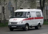 АСМП на базе микроавтобуса ГАЗ-322130 #К 132 ТЕ 72. Тюмень, Магнитогорская улица