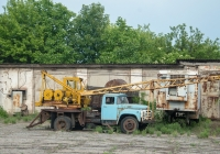 Автокран КС-2561Е на шасси ЗиЛ-431412. Днепропетровская область, Кривой Рог, п. Степное