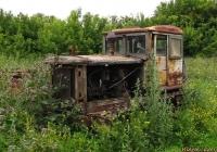 Трактор Т-74. Алтайский край, Калманский район, Калистратиха