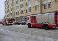 Пожарная автоцистерна АЦ-3,2-40/4(43253)-001МС на шасси КамАЗ-43253 #В 083 УВ 47. Ленинградская область, Выборг
