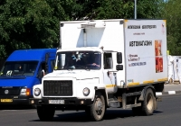 Автофургон Купава на шасси ГАЗ-3309 #АА 9740-6. Беларусь, Могилёвская область, Кричев