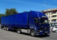 Седельный тягач IVECO Eurotech #АВ 5720-3. Беларусь, Могилёвская область, Кричев