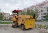 Дорожная фреза Wirtgen 1000C. Ханты-Мансийский АО, Нефтеюганск, 7-й микрорайон