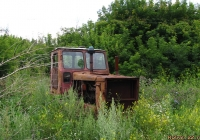 Трактор Т-4А. Алтайский край, Калманский район, Калистратиха