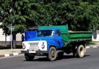 Самосвал ГАЗ-САЗ-3507 #ТЕ 0570. Беларусь, Могилёвская область, Кричев