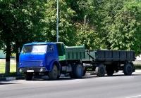 Самосвал МАЗ-5549 #ТЕ 0858. Беларусь, Могилёвская область, Кричев