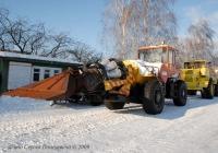 Тепловая машина ТМ-59М на шасси ТО-18*. Киев, Святошино.