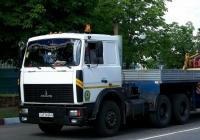 Седельный тягач МАЗ-6422 #АЕ 9496-6. Беларусь, Могилёвская область, Чериков