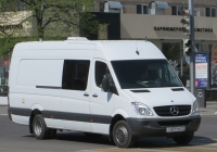 Фургон Mercedes-Benz Sprinter 519CDI #Т 831 ТМ 72. Курган, улица Куйбышева