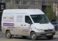 Фургон Mercedes-Benz Sprinter 311 CDI #У 597 МВ 45. Курган, улица Куйбышева