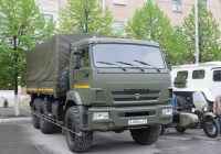 Бортовой грузовик КамАЗ-5350-42 #А 498 КХ 45. Курган, улица Гоголя