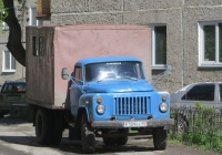 Автомастерская на шасси ГАЗ-53-19 #Р 139 ЕХ 45. Курган, улица Гоголя