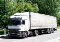 Седельный тягач Mercedes #АЕ 4484-6. Беларусь, Могилёвская область, Чериков