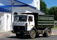 Самосвал МАЗ-5551* #АЕ 6476-6. Беларусь, Могилёвская область, Чериков