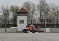 Автомобиль Mercedes-Benz Unimog*. Германия, Бавария, Дахау (мемориальный комплекс)