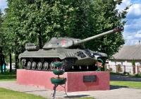 Тяжёлый танк ИС-3М №161. Беларусь, Витебская область, Сенно