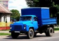 Самосвал ГАЗ-САЗ-3507 #7883 ВТП. Беларусь, Витебская область, Толочин