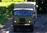 Автофургон ГАЗ-66 #9301 МГМ. Беларусь, Могилёвская область, Шкловский район, Княжицы