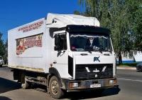Автофургон на шасси МАЗ-4370 #АВ 0281-6. Беларусь, Могилёвская область, Шклов