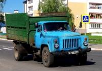 Самосвал ГАЗ-САЗ-3571 #АВ 1902-6. Беларусь, Могилёвская область, Шклов