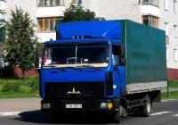 Автофургон МАЗ-4370 #АВ 3281-6. Беларусь, Могилёвская область, Шклов