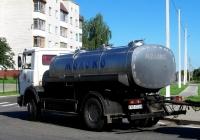 Автоцистерна АЦИП-7,7 на шасси МАЗ-5337 #АВ 3374-6. Беларусь, Могилёвская область, Шклов
