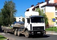 Седельный тягач МАЗ-6422 #АЕ 3290-6. Беларусь, Могилёвская область, Шклов