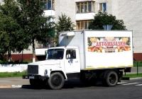 Автофургон на шасси ГАЗ-3309 #AI 5856-6. Беларусь, Могилёвская область, Шклов