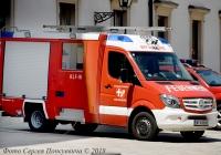 Пожарная машина Rosenbauer CL на шасси Mersedes-Benz Sprinter #W 40268 E. Австрия, Вена
