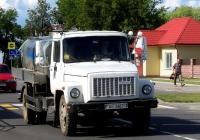 Автоцистерна на шасси ГАЗ-3309 #АЕ 3967-2. Беларусь, Витебская область, Сенно