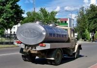 Автоцистерна на шасси ГАЗ-3307 #АВ 6138-2. Беларусь, Витебская область, Сенно