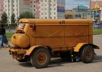 Компрессор ЗИФ-55. Ханты-Мансийский АО, Нефтеюганск, 13-й микрорайон