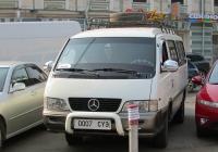 Микроавтобус SsangYong Istana #0007 СҮЭ. Россия, Иркутская область, Иркутск