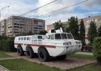 Поисково-спасательный автомобиль ЗиЛ-49061. Иваново, улица Огнеборцев