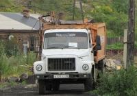 Мусоровоз КО-440-2 на шасси ГАЗ-3309 #Е 177 ТТ 38. Иркутская область, Байкал